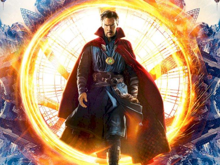 Tak Berkabar, Trailer 'Doctor Strange in the Multiverse of Madness' Bakal Rilis Desember