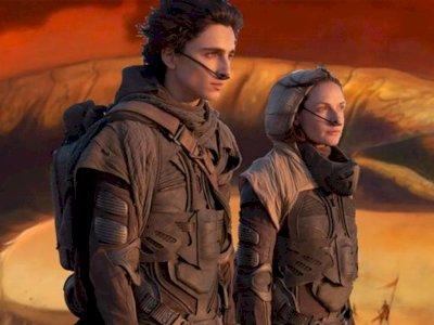 Resmi Tayang di Indonesia, Berikut Fakta Menarik Film 'Dune', Nomor 4 Keren Banget