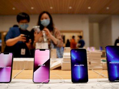 Ada Masalah, Apple Hanya Produksi 90 Juta iPhone 13 Tahun Ini