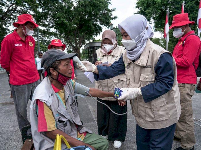 Vaksinasi Jemput Bola di Malioboro, Berikut Foto-fotonya