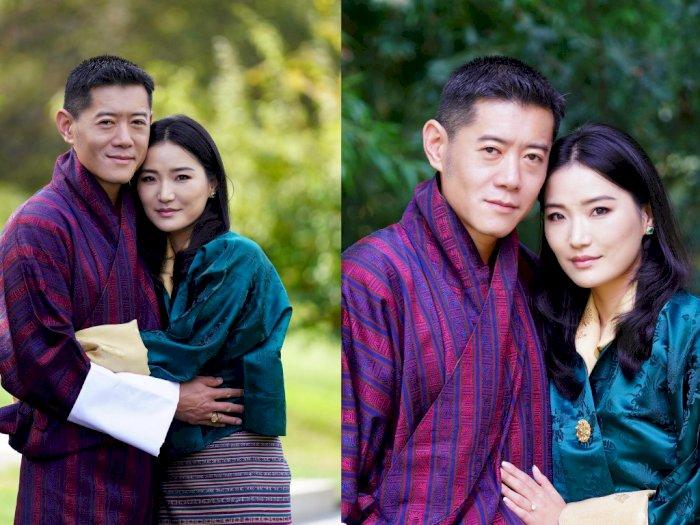 Pesona Ratu Jetsun Pema yang Bikin Raja Bhutan Ogah Poligami Meski Boleh Punya 7 Istri
