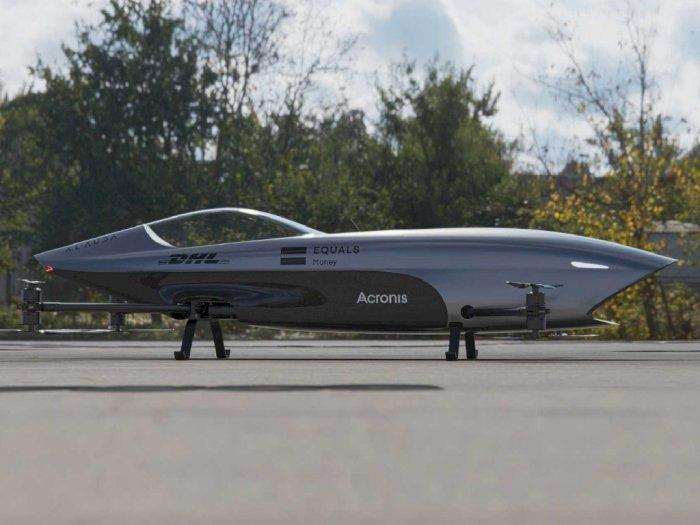Airspeeder Mk3 Jadi Mobil Balap Terbang Pertama di Dunia, Mulai Lakukan Uji Coba!