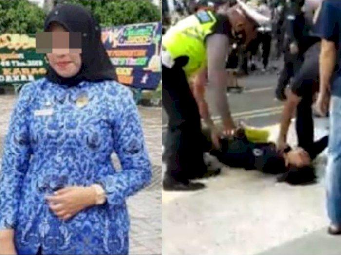 POPULER: Bu Camat yang Digerebek Bersama Suami Anggota DPRD & Mahasiswa Dibanting Polisi