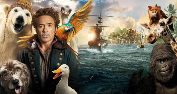 Dolittle (2020) (Universal Pictures)